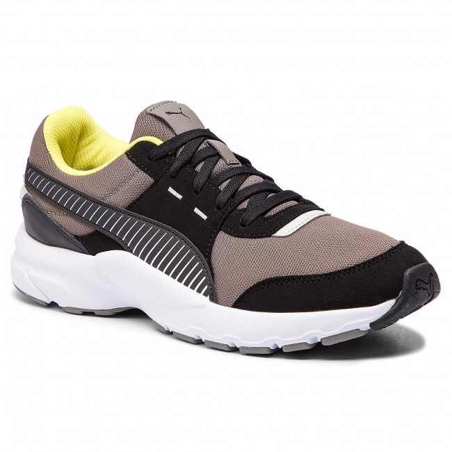Boty PUMA - Future Runner 368035 05 Charcoal Gray P.Blk P.Wht ... adefe295bc