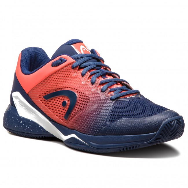 a2902ac3253 Boty HEAD - Revolt Pro 2.5 Clay 273018 Blue Flame Orange 065 - Tenis ...