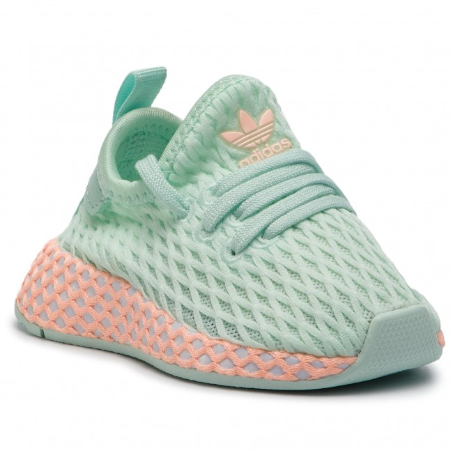 Boty adidas - Deerupt Runner I CG7037 Icemin Ftwwht Cleora ... acc227c8388