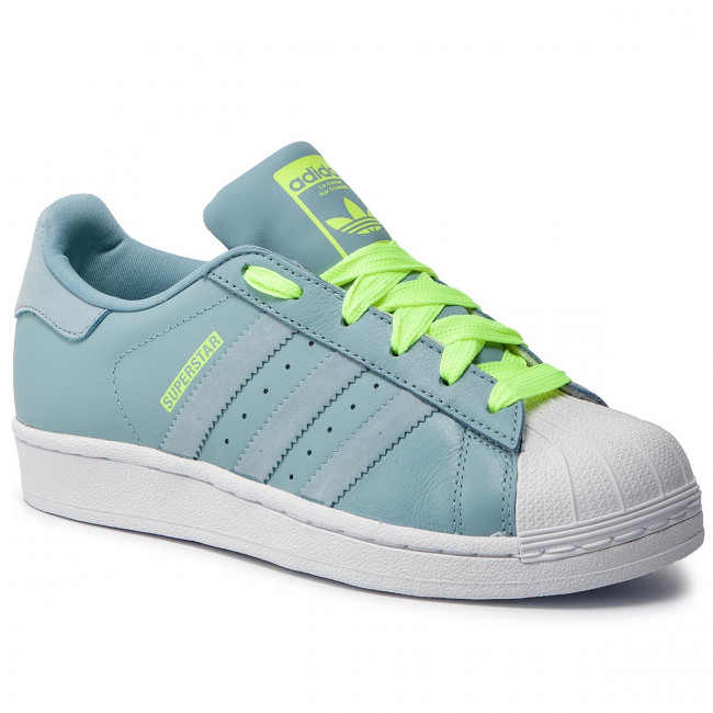 Boty adidas - Superstar J F34162 Ashgre Ashgre Hireye - Sneakersy ... c852b873ce5
