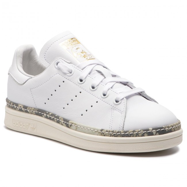 newest 4686d 4561e Boty adidas - Stan Smith New Bold W DB3348 Ftwwht Owhite Supcol