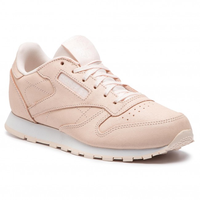 Boty Reebok - Classic Leather CN7500 Pale Pink White - Sneakersy ... caf0e7a55e