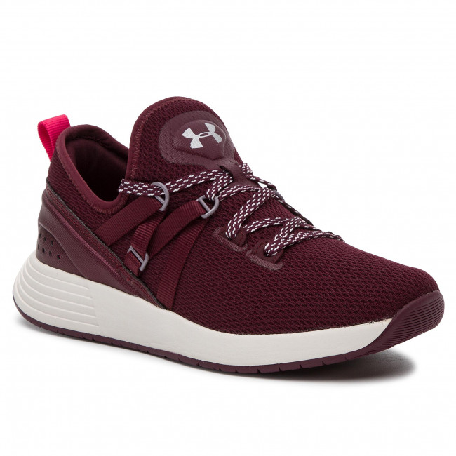 2fcd4c864 Boty UNDER ARMOUR - Ua W Breathe Trainer 3021335-500 Red - Fitness ...