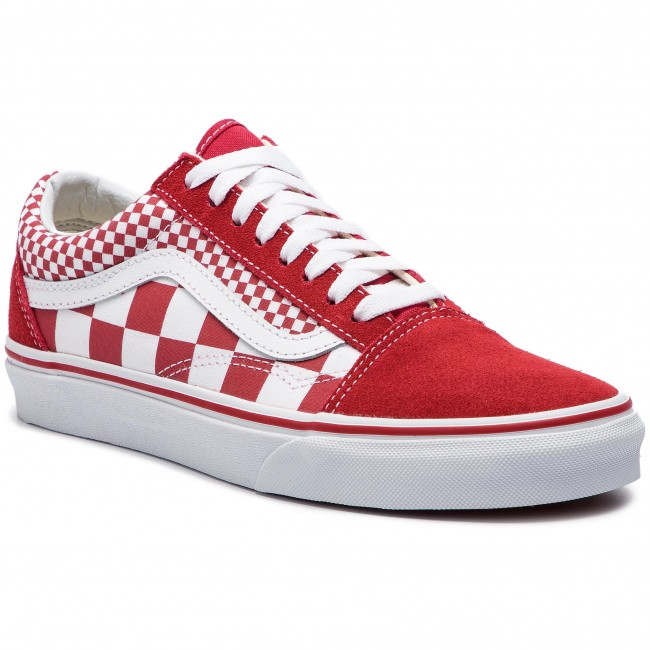 Tenisky VANS - Old Skool VN0A38G1VK51 (Mix Checker) Chili Peppe ... a0a92e01cd9