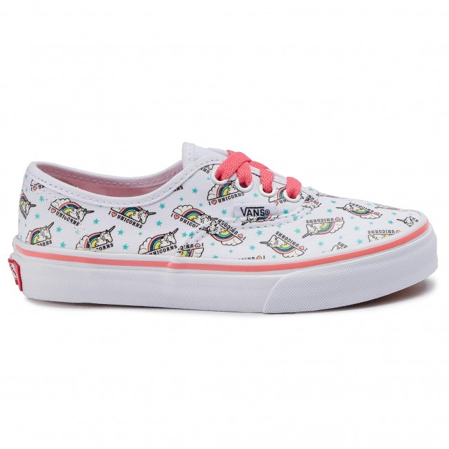 42d6bbd3e90 Tenisky VANS - Authentic VN0A38H3VI91 (Unicorn) True White Stra ...