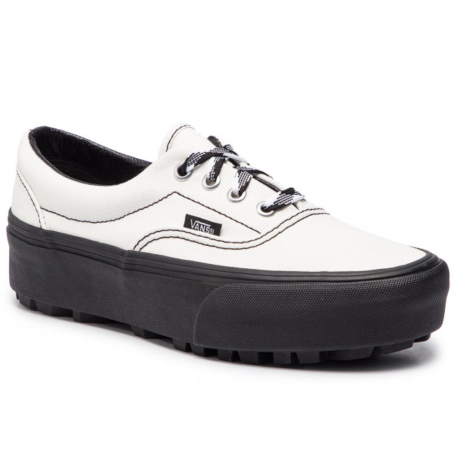 Tenisky VANS - Era Lug Platform VN0A3WLTVPU1 (90s Retro) Cloud Dancer 86e938fb123