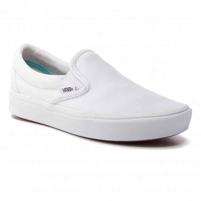 f4a3bb180b3be Tenisky VANS - Comfycush Slip-On VN0A3WMDVNG1 True White/True ...