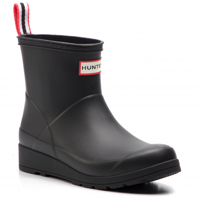 Holínky HUNTER - Original Play Boot Short WFS2020RMA Black - Holinky ... 2c5ff23e55