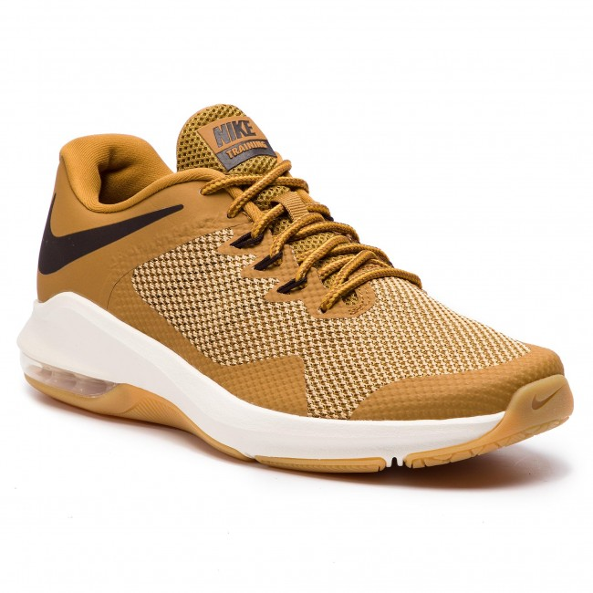 51ec6c503375 Boty NIKE - Air Max Alpha Trainer AA7060 700 Wheat Velvet Brown Club Gold