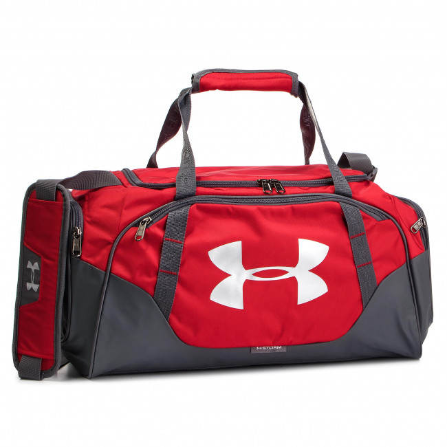 Taška UNDER ARMOUR - Ua Undeniable 3.0 1300214-600 Red Graphite ... ee05419d8b