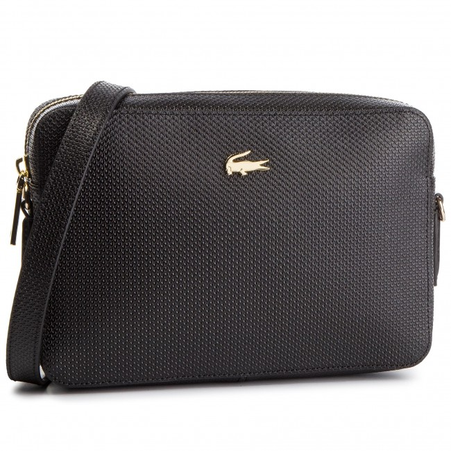 Kabelka LACOSTE - Square Crossover Bag NF2564CE - Kabelky formát A4 ... c5fca06a6f