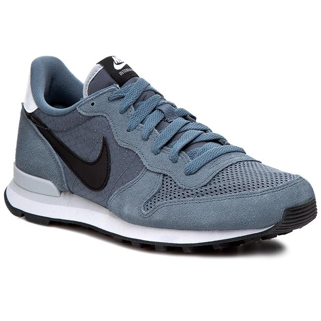 Boty NIKE - Internationalist 631754 403 Blue Graphite Black ... bdb4acfea9