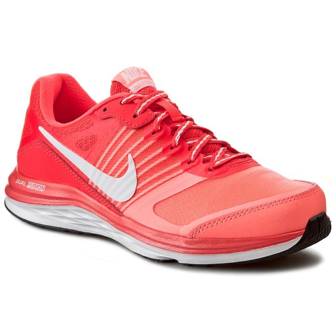 0fc62d7a478 Boty NIKE - Wmns Nike Dual Fusion X 709501 600 Lv Glw White Brght ...