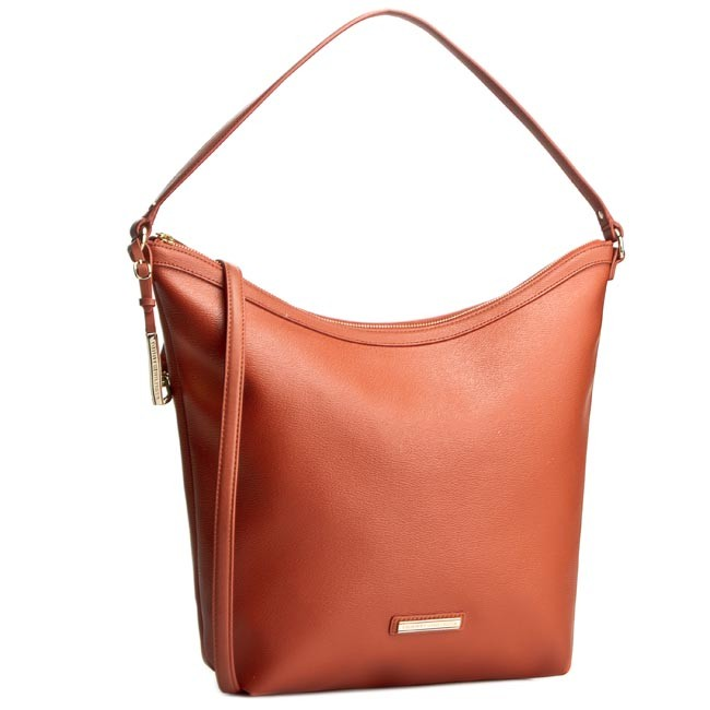 Kabelka TOMMY HILFIGER - Irene Hobo AW0AW01107 Burnt Brick 212 ... c33b0825cfd