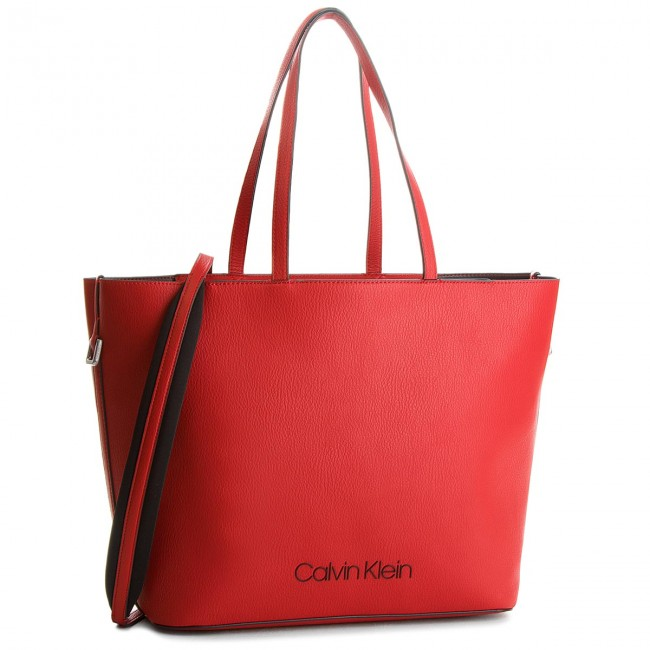 Kabelka CALVIN KLEIN - Pop Touch Shopper K60K604286 627 - Shopperky ... fc42f641634