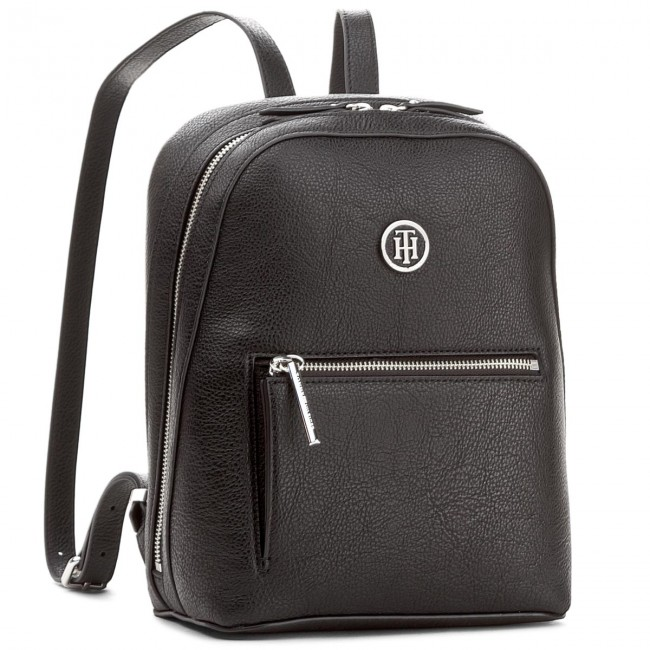 Batoh TOMMY HILFIGER - TH Core Mini Backpack AW0AW04856 002 ... ab20ed1f20c