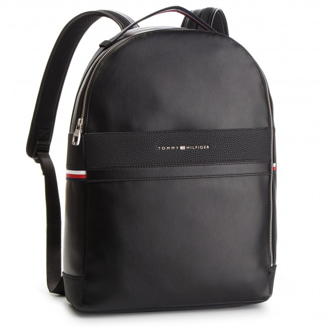 Batoh TOMMY HILFIGER - Th Business Backpack AM0AM04243 002 ... 7e50ce250c4