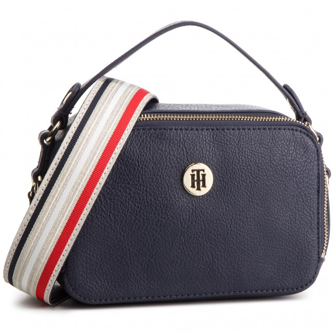 d807691ab9 Kabelka TOMMY HILFIGER - Cool Tommy Mini Trunk AW0AW06543 413 ...