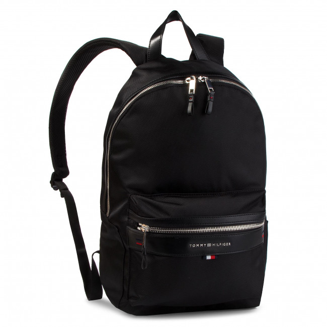 8c33315a8bb Batoh TOMMY HILFIGER - Elevated Backpack AM0AM02963 002 - Tašky na ...
