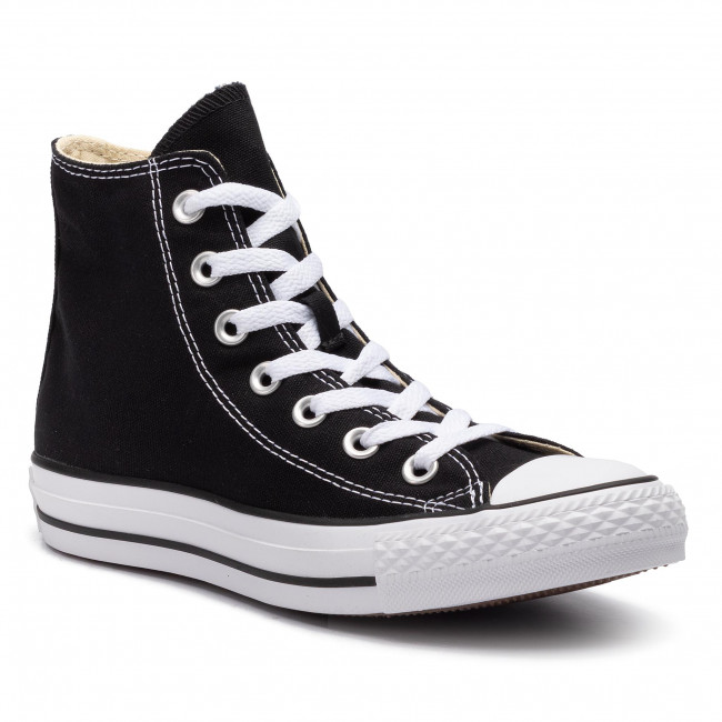 Plátěnky CONVERSE - All Star Hi M9160 Black