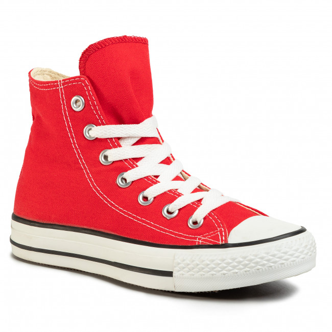 Plátěnky CONVERSE - All Star Hi M9621C Red