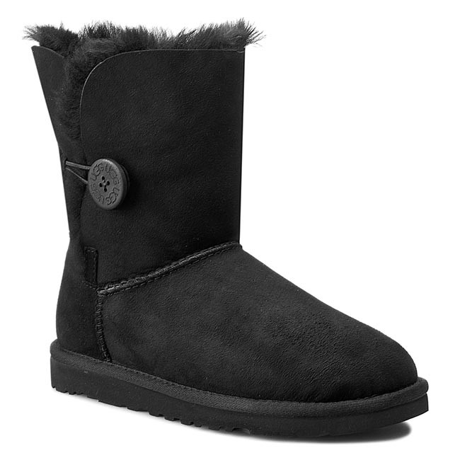 Boty UGG - W Bailey Button 5803 Black