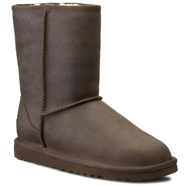 Boty UGG - W Classic Short Leather 1005093  Bwst