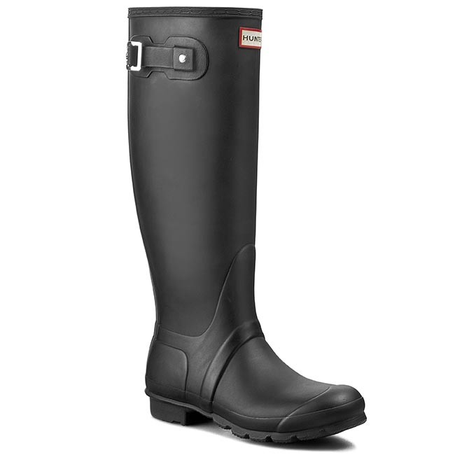 Holínky HUNTER - Orginal Neoprene W23705 Black