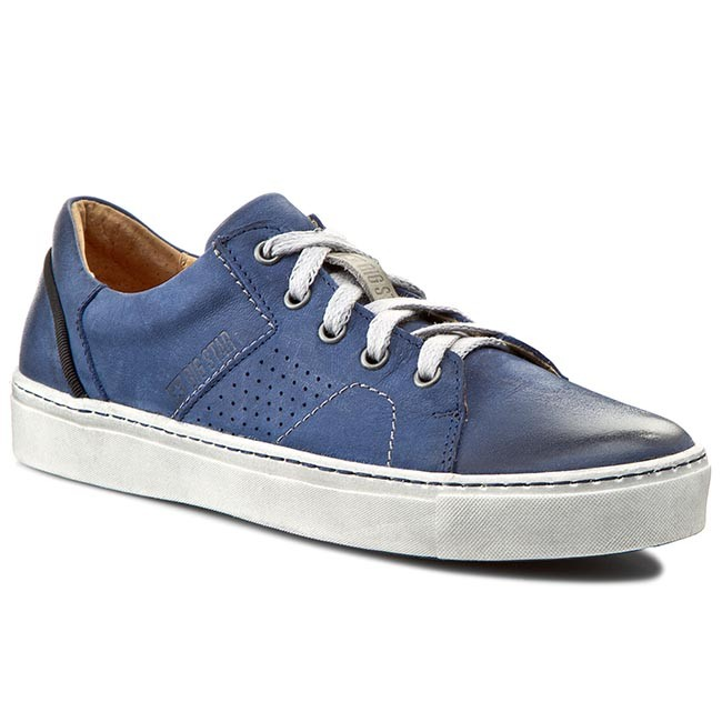 Sneakersy BIG STAR - T173001  Blue