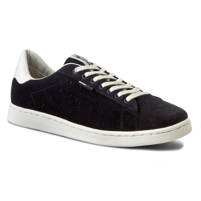 Sneakersy TOMMY HILFIGER - DENIM Sullivan 1B EM56820059 Ink 284