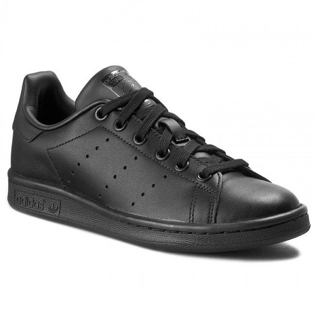 Boty adidas - Stan Smith M20327 Black1/Black1/Black1