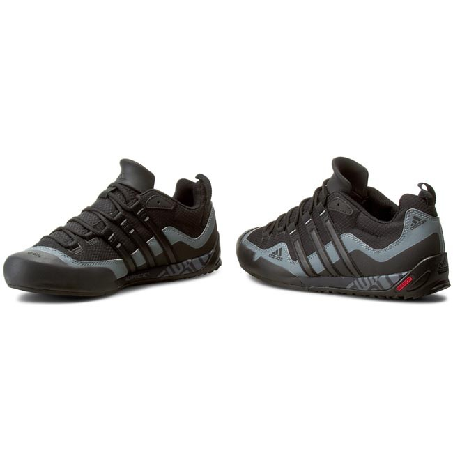 Boty adidas - Terrex Swift Solo D67031 Black1/Black1/Lead