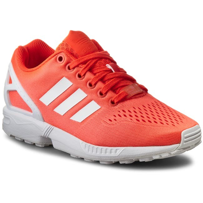 Boty adidas - Zx Flux Em S80325 Solred/Ftwwht/Solred