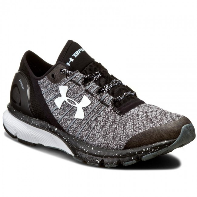 Boty UNDER ARMOUR - Ua W Charged Bandit 2 1273961-002 Blk/Blk/Wht
