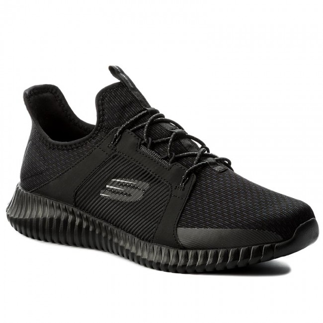 Boty SKECHERS - Elite Flex 52640/BBK Black