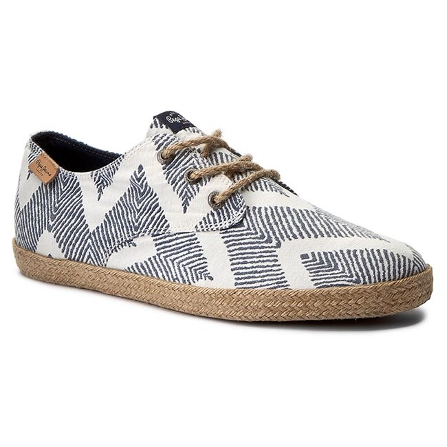 Espadrilky PEPE JEANS - BAHATI Lilloch Man PMS10200 Navy 595