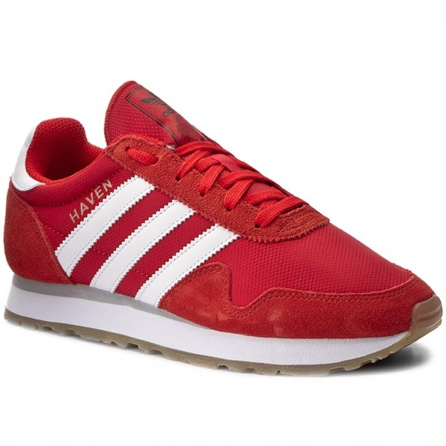 Boty adidas - Haven BY9714 Red/Ftwwht/Gum3