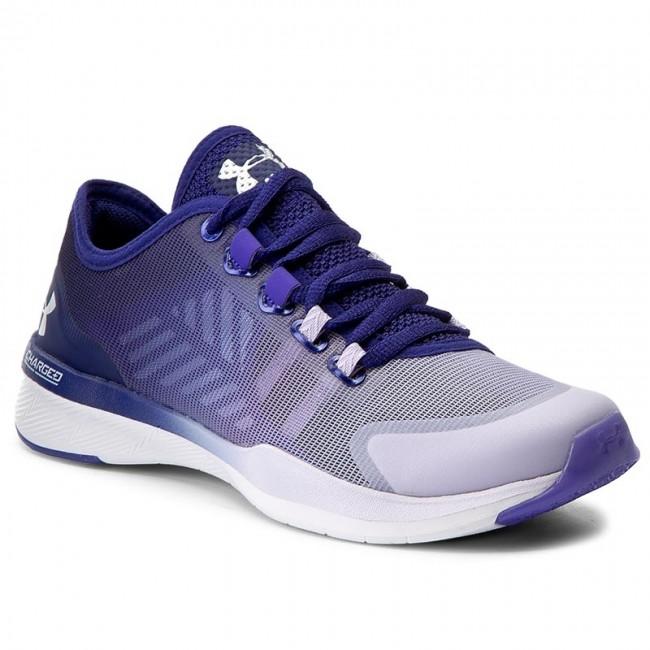 Boty UNDER ARMOUR - Ua W Charged Push Tr Seg 1285796-758 Pcc/Epp/Msv