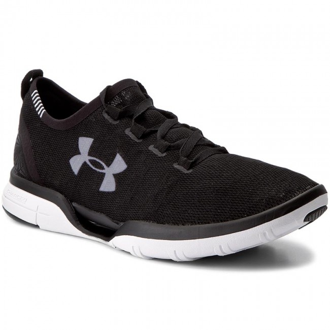 Boty UNDER ARMOUR - Ua Charged Coolswitch Run 1285666-001 Blk/Wht/Wht 1