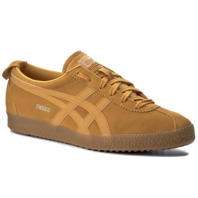 Sneakersy ONITSUKA TIGER - Mexico Delegation D639L Golden Yellow/Golden Yellow 3131