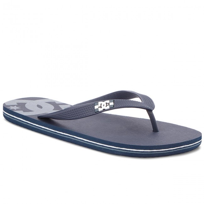Žabky DC - Spray 303272 Navy/Blue/White