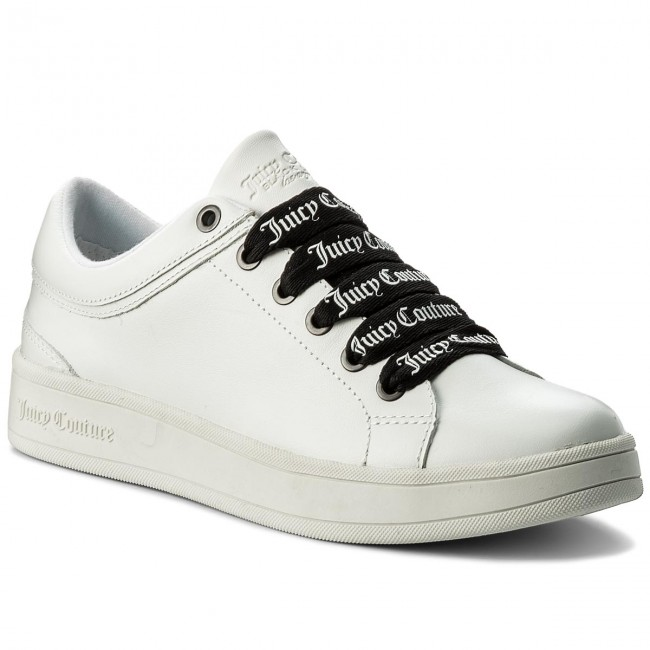 Sneakersy JUICY COUTURE BLACK LABEL - Janel JB181 White