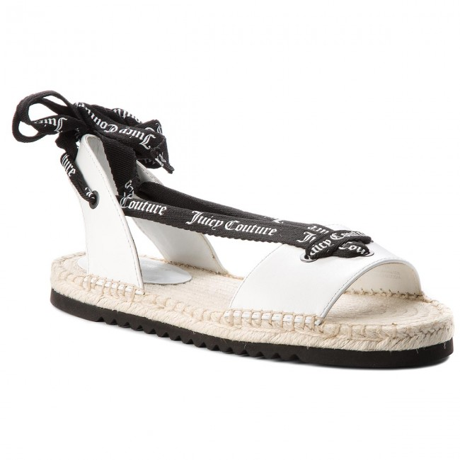 Espadrilky JUICY COUTURE BLACK LABEL - Fay JB178 White