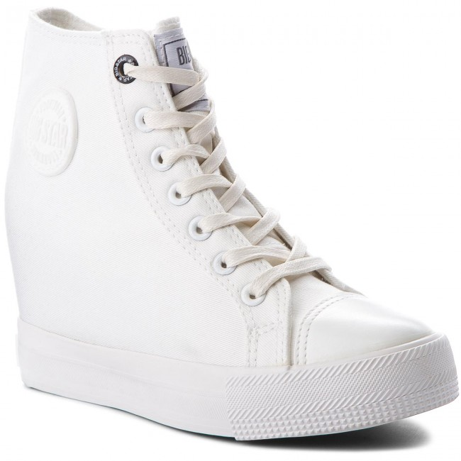 Sneakersy BIG STAR - AA274A089 White