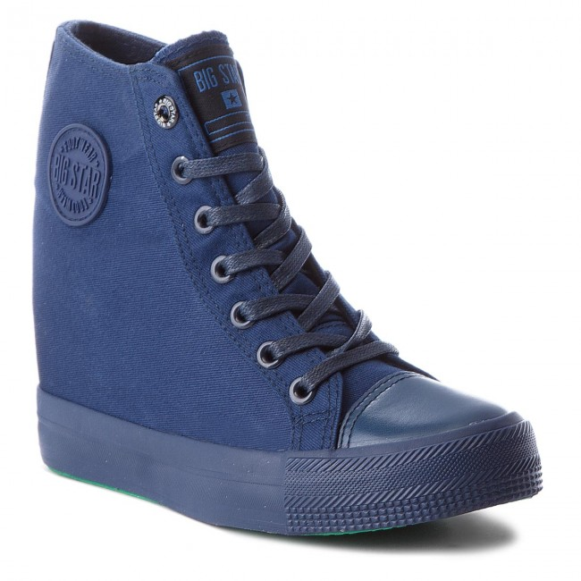 Sneakersy BIG STAR - AA274A090 Navy