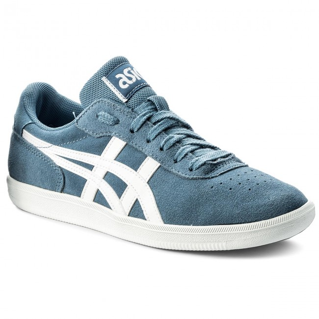Sneakersy ASICS - Percussor Trs HL7R2 Provincial Blue/White 4201
