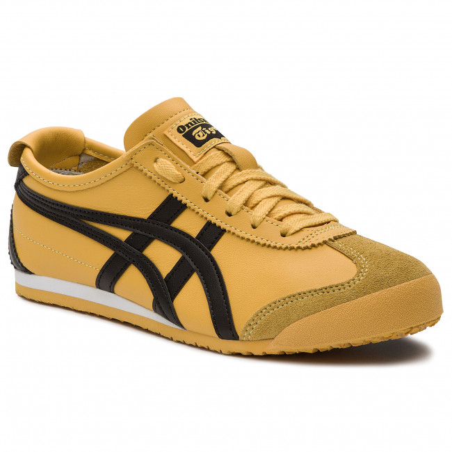 Sneakersy ONITSUKA TIGER - Mexico 66 DL408 Yellow/Black 0490