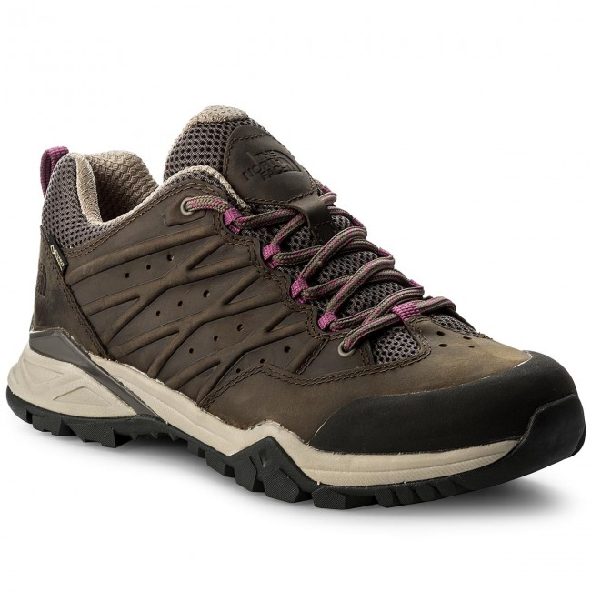 Trekingová obuv THE NORTH FACE - Hedgehog Hike II Gtx GORE-TEX T939IB4NS Bone Brown/Wild Aster Purple