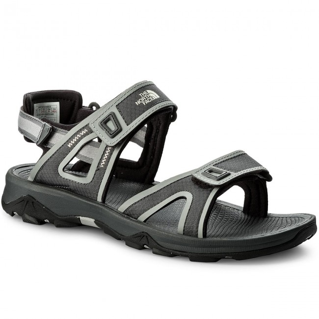 Sandály THE NORTH FACE - Hedgehog Sandal II T0CC3DKB8 Zinc Grey/Griffin Grey