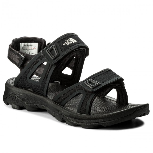 Sandály THE NORTH FACE - Hedgehog Sandal II T0CXS5LQ6 Tnf Black/Vintage White
